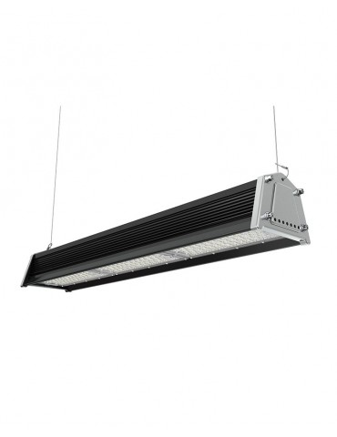 Campana lineal led industrial