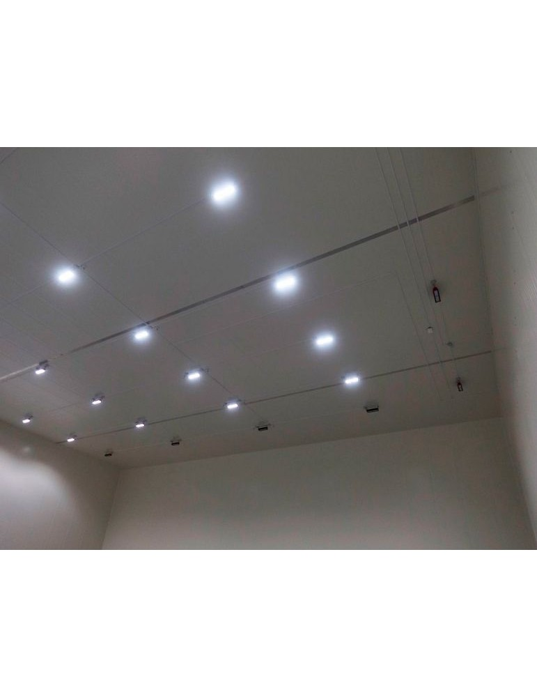 Logistic Warehouse V High Bay Led Linear Light Lin T
