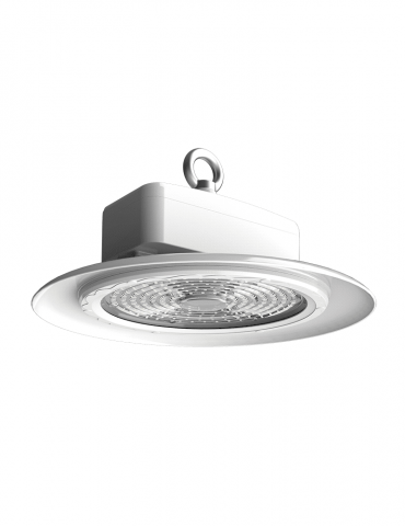 Campana Led Industria...